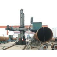 Wholesale Motorized Moving And Revolve 5050 Welding Manipulator For Tank Circle Seam from china suppliers