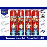 Wholesale Household Aerosol Insect Killer Spray , Liquid Indoor Fly Spray from china suppliers