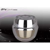 Wholesale Lining Stripes 61mm Empty Beauty Containers 30ml For Cream from china suppliers
