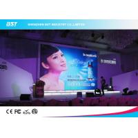 Wholesale High Refersh rate P10 indoor full color LED Screen For Stage / Exhibition with 1/8 scan from china suppliers
