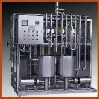 Wholesale Plate Type Uht Sterilizer for milk ,  fruit juice , alcohol and other liquid from china suppliers