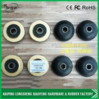 Quality Professional Caterpillar Engine Mounts , E200B Front Daewoo Rubber Engine Mounts for sale