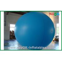 Wholesale Blue Color Helium Inflatable Grand Balloon For Outdoor Show Event from china suppliers