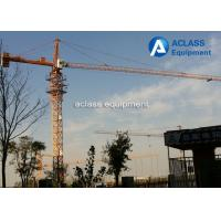 Wholesale 55m Jib Overhead Topkit Tower Crane , Construction Crane Lifting Machine from china suppliers