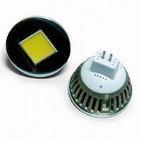 Wholesale MR16 LED Bulb with 190Im Luminous Flux and 5.4W Power Consumption from china suppliers