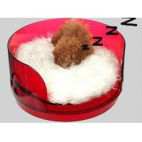 Wholesale high quality acrylic dog beds from china suppliers