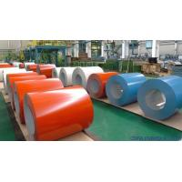 Colour Coated Prepainted Galvalume Steel Coil 0.16mm - 1.6mm Thickness