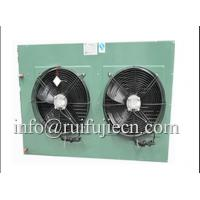 Wholesale Black Or White Body Two Fans Condenser Unit For Air Conditioner , CC Approval from china suppliers