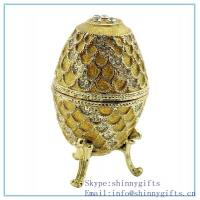 Wholesale faberge egg box china supplier _buy cheap price jewelry box ostrich egg--shipping free Rus from china suppliers