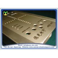 Wholesale Precision Cnc Milling Custom Aluminum Fabrication With Special Surface Treatment from china suppliers