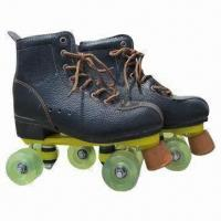 Wholesale Quad Skateboard Shoes with High Rebound PU Wheel from china suppliers