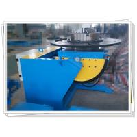 Wholesale 3000kg Tilt Benchtop Welding Positioner For Pipe Flange Welding from china suppliers