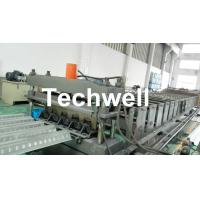 Wholesale Easy Operation Customized Steel Metal Sheet Decking Floor Roll Forming Machine from china suppliers