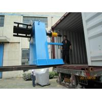 Wholesale Auto Metal Roll Slitting Machine With Pneumatic Double Mandrel Uncoiler from china suppliers