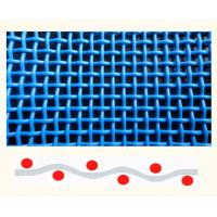 Wholesale plain woven polyester forming screen blue mesh from china suppliers