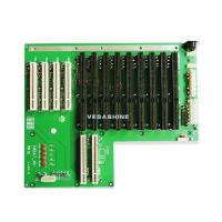 Wholesale 4 PCI Slot And 7 ISA Slot Motherboard , 4U PICMG1.0 Industrial Backplane Motherboard from china suppliers