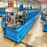 Wholesale CNC Sheet Metal Guardrail Roll Forming Machine With 20 Roll Stations Q235A from china suppliers