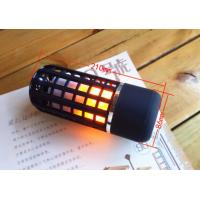 Wholesale 2018 New Bluetooth Speaker Wireless Bluetooth Flame Light Card Portable Radio Speaker Bass from china suppliers