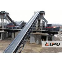 Wholesale Big Conveying Capacity Material Handling Conveyors For Construction , 1200mm Belt Width from china suppliers