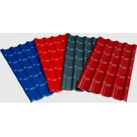 Wholesale Synthetic Geloy ASA Resin Roof Sheets from china suppliers