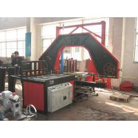 Wholesale PP / PVC Cutting Machine Plastic Auxiliary Equipment Cutting Pipe Material from china suppliers