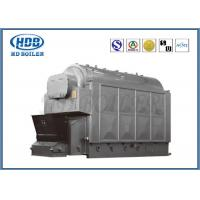 Wholesale Electric Steam Hot Water Boiler Automatic Control Coal Fired Compact Structure from china suppliers