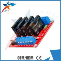Wholesale SSR Solid-State Arduino Relay Module 4 Channel Low Level 5V DC from china suppliers