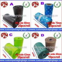 Wholesale Custom Disposable Plastic Dog Poop Bag With LDPE + OXO Biodegradable from china suppliers