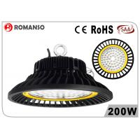 Wholesale Industrial Smd Indoor 200w high bay led with Meanwell Driver , energy saving from china suppliers