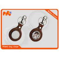 Buy cheap Fashionable Sublimation Keychain Blanks For Individual Events / Election Party from wholesalers