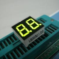 Wholesale Dual Digit 7 Segment Multiplexed LED Display For Digital Clock Indicator from china suppliers