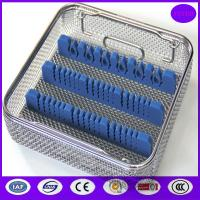 Wholesale medical stainless steel disinfecting basket wholesale for sterilization PRICE from china suppliers