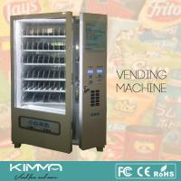 Buy cheap Big Capacity Automatic Drinks Center Drink Vending Machine Operated By Bill And Card from wholesalers