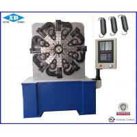 Wholesale Low Noise Spring Forming Machine With Rotation Core System / CNC Spring Coiler from china suppliers