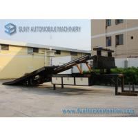 Wholesale FB 15 Flatbed Tow Truck Upper Body 9 Ton Flatbed 5 Ton Underlift from china suppliers