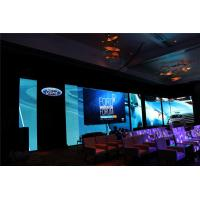 Wholesale High Brightness High Density SMD P6 Indoor Stage Led Screens Iron / Aluminum Cabinet from china suppliers