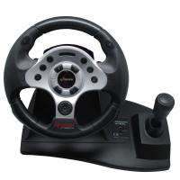 Wholesale Wired Large Racing Gaming Steering Wheel For Xbox360 with Gearbox and Sensitivity from china suppliers