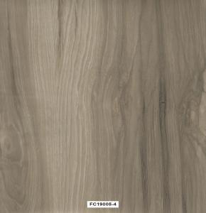 China 100% Waterproof Wood Effect Vinyl Flooring Environmentally Friendly - Free Of Formaldehyde on sale
