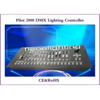 Wholesale International Standard DMX512 signal DMX Lighting Controller/Pilot 2000 Console from china suppliers