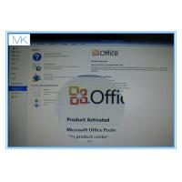 Quality Microsoft Office 2013 Retail Box Pro Plus Full Version Online Activation Including Full Functions for sale