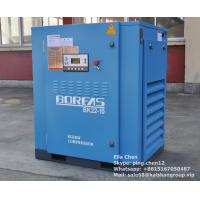 Wholesale 3 Phase 50hz 22kw 10 Bar 30 Hp Belt Screw Drive Air Compressor Single Stage from china suppliers