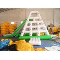 Wholesale Commercial Outdoor Gaint Inflatable Water Slide Played In Water For Kids And Adults from china suppliers