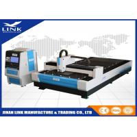 Wholesale 500W Metal Sheet CNC Fiber Laser Cutting Machine High Speed from china suppliers