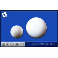Wholesale PTFE And Teflon Balls Aging Resistance / Low Permeability / Low Permeability from china suppliers