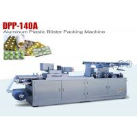 Wholesale Aluminum Foil Automatic Blister Packing Machine For Medicine / Health Food from china suppliers