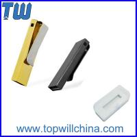 Wholesale Fashion Tie Clip 16GB 32GB Usb Flash Memory for Company Promotion Gifts from china suppliers