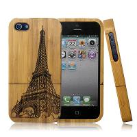 Wholesale Real bamboo or wood protective new environmental phone case for iphone 6 from china suppliers