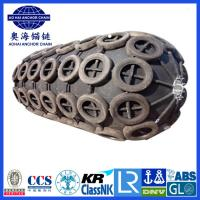 Buy cheap 80KPA Pneumatic Fender-Aohai Marine China Factory with CCS BV third part cert. from wholesalers