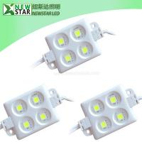 Wholesale Injection Waterproof 4leds 5050 SMD LED Module Light, LED Signs Advertising from china suppliers
