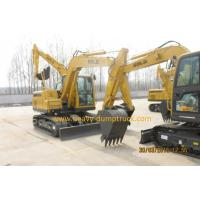 Wholesale Hydraulic Crawler Excavator 30t , SDLG Excavator Machine VOLVO Technical Use from china suppliers